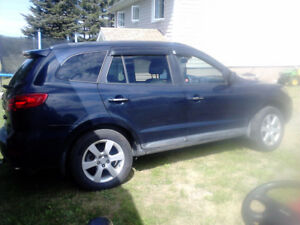 ***** FOR SALE OR TRADE: 2008 HYUNDAI SANTA FE LIMITED *****