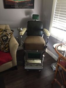 1940's Koken Barber Chair