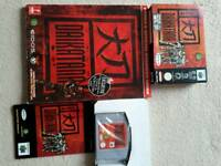 Daikatana N64 and guide