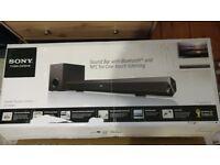 Sony HT-CT60BT 60W Soundbarb with NFC Bluetooth & External Sub