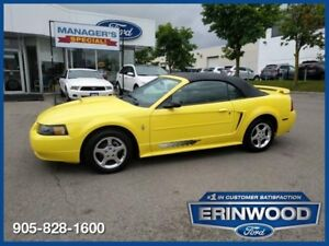 2003 Ford Mustang 6CYL/LTHR/AC/PGROUP/CHROME WHLS