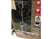 Patio heater. Sold. Sold. Sold