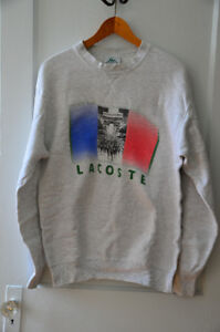 Lacoste sweater going at 30$