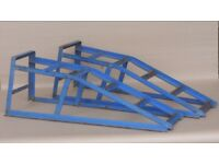 Pair of Car Ramps, Good Condition