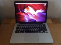 "Apple MacBook Pro 13"" 2.7GHz 8GB, 128GB, BOXED, 1yr Warranty! Excellent Cond, Office!"