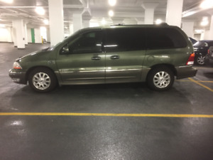 2002 Ford Windstar LIMITED 3.8L Minivan, Van