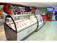 counter staff required for dessert parlour