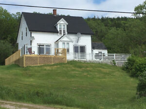Creignish 4 bedroom House - Waterview for Sept-May