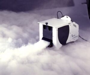 Looking for a fog machine