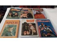 JOB LOT X 6 SCOUTING ANNUALS