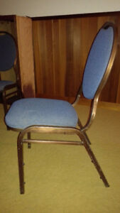 3 chairs and 2 airchairs for sale