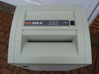 HSM Classic 225 Micro Cut High Performance Shredder