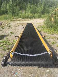 30 ft belt conveyor