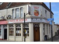 Restaurant for Sale - Excellent location in Fishponds Road Bristol BS16 3AA