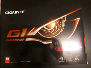 Slightly Used Rx 480 8gb With Steam Account
