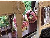 Bespoke, handmade wedding / events decorations