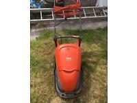 Flymo 330 lawn mower hover compact