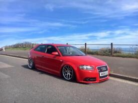 Audi A3 2.0tdi air ride