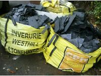 Slate cuttings 2x ton bags free for uplift