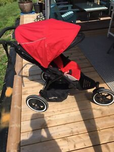 Phil and Teds Navigator stroller, new