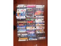 70+ VHS Video Tapes