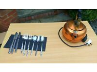 Assorted cutlery - 2 sets - almost complete (44 pieces)