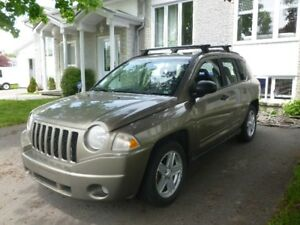 VUS Jeep Compass Sport 2008