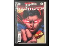 Dc Superman Rebirth & Dc Rebirth Superman issue 1-6