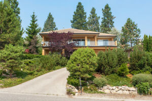 FOR SALE: 1638 Mission Hill Road, West Kelowna, V4T 2M4