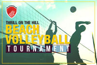 Coed Beach Volleyball Tournament!