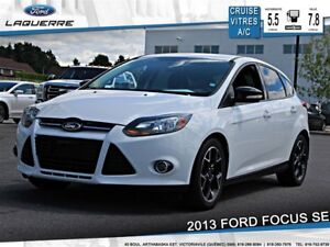 2013 Ford Focus SE**CRUISE*A/C**