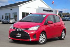 2016 Toyota Yaris LE! REDUCED! ONLY $53/WK TAX INC. $0 DOWN!