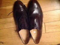 Grenson Brown Brogues (leather)
