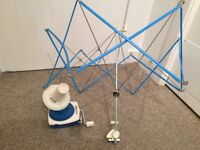 Knitmaster ball winder and swift