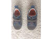 Clarks boys first walker shoes