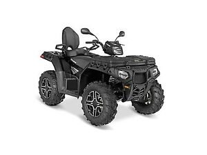2017 Polaris Sportsman Touring XP 1000 Black Pearl