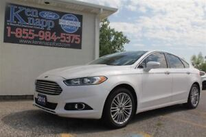 2014 Ford Fusion SE | LEATHER | NAV