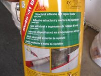 Structural Adhesive & Repair Mortar. **Cheap At Only £10 a pot**