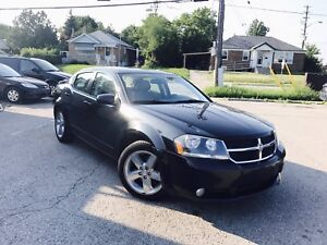 2008 Dodge Avenger LIMITED R/T • CERTIFIED / 1 OWNER / LEATHER