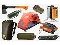 wanted camping gear equiptment uplift clear out tent caravan anything considered or uplifted