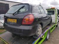05 Nissan Almera 1.5p ****BREAKING ONLY