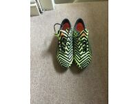 Adidas Predator Football boots size 6.5 never been worn