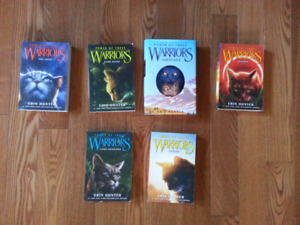 Warrior cats series (power of three)