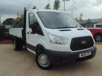 2015 Ford Transit 2.2 TDCi 12PS SINGLE CAB TIPPER 2 door Tipper