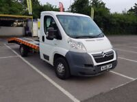 58 Reg CITROEN RELAY L3 RECOVERY TRUCK 2.2 HDI 130 PS 6 SPEED-CAR TRANSPORTER