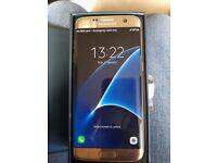 Samsung galaxy s7 edge gold unlocked