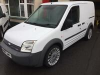 FORD CONNECT 1.8 TDCI, 2007, MOT'D TO AUG 2018 **FINANCE FROM £27 PER WEEK**