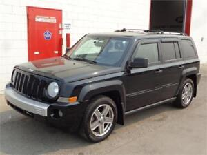 2007 Jeep Patriot Limited 4WD ~ 163,000KMS ~ Sunroof ~ $6999