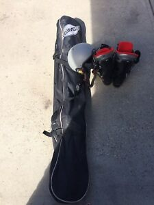 Incredible Deal! Barely used Ski's, Boots, Poles and helmet!!