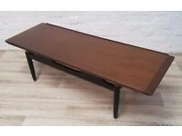 G-plan Coffee Table (DELIVERY AVAILABLE FOR THIS ITEM OF FURNITURE)